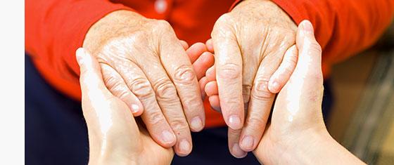 Prezorg handen